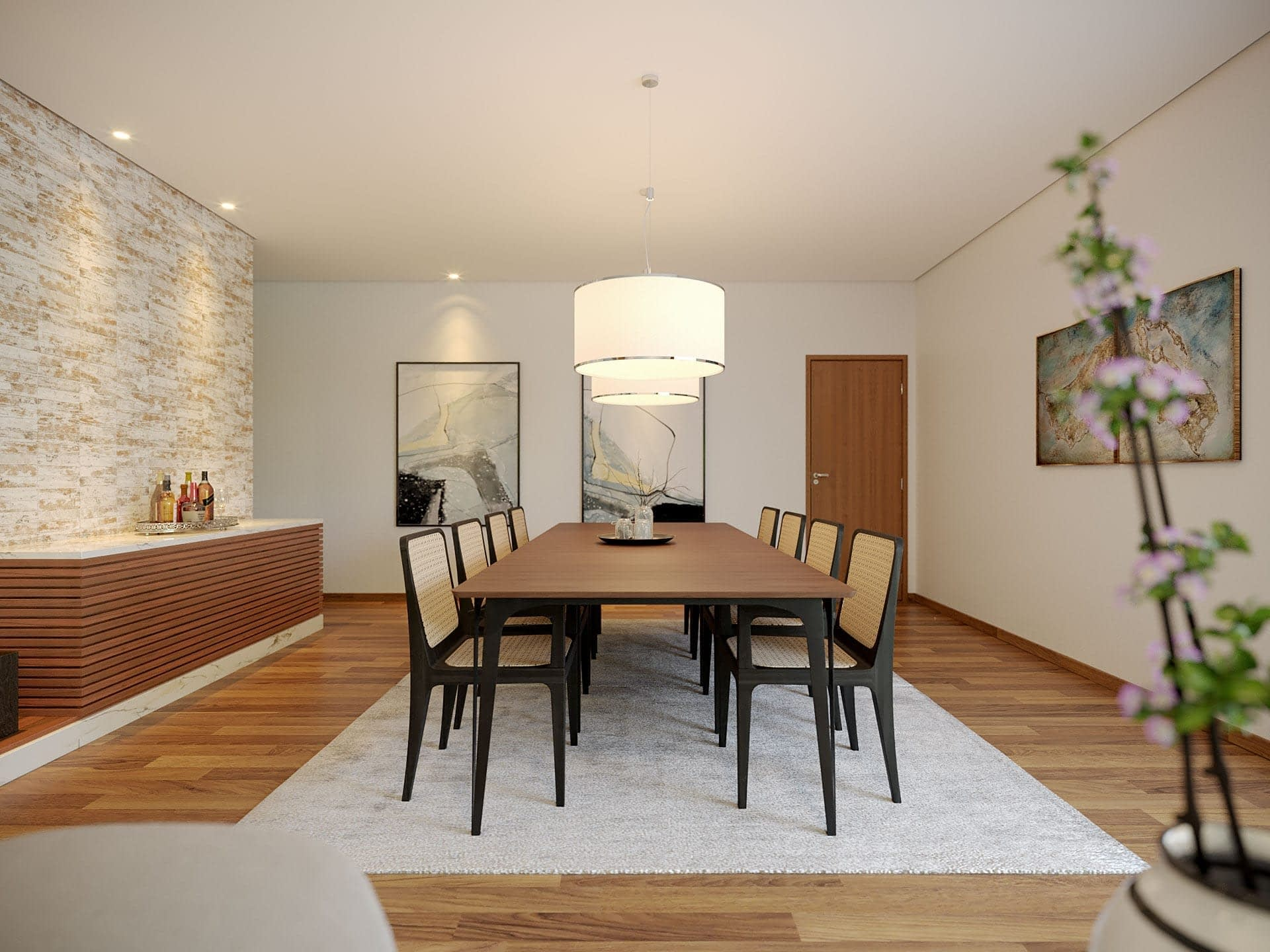 Arquiteta Beatriz Teixeira - Sala MALS
