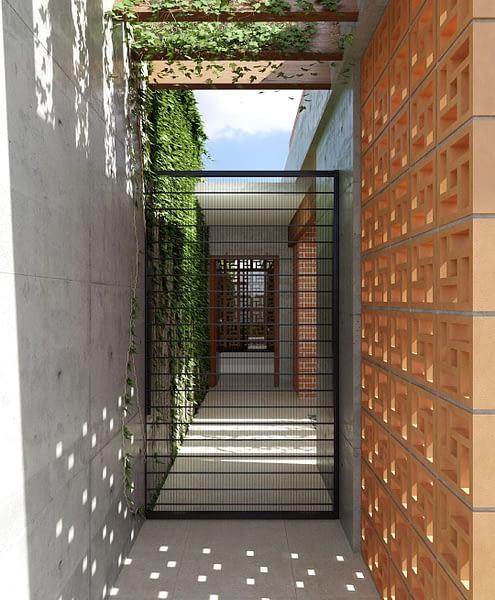 Arquiteta Beatriz Teixeira - Casa Alves de Souza